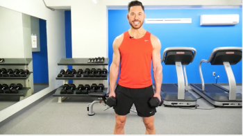 Jay Bradley: Full Body Dumbbell Workout