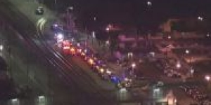 Officer Hospitalized After South LA Shooting